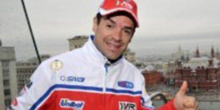 Carlos Checa consigue una extraordinaria SuperPole en el Moscow Raceway