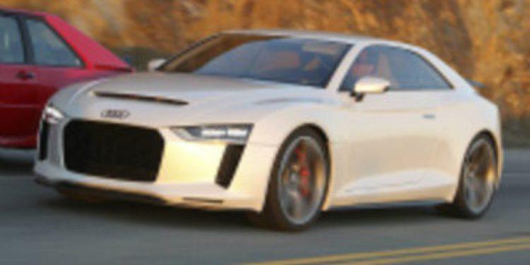 El Audi Quattro resurgirá en 2015