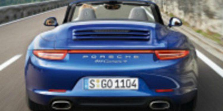 Así es la nueva gama del Porsche 911 Carrera 4 y Carrera 4S