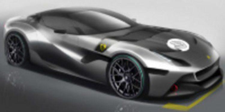 Ferrari trabaja en un encargo único