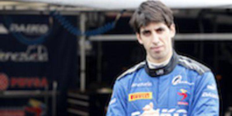 Sergio Canamasas confirma su continuidad con Lazarus en GP2 hasta final de temporada