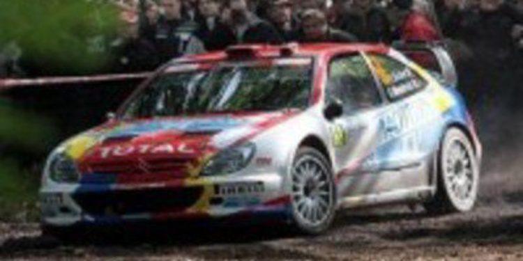 El campeón del WTCC Yvan Muller participará en el Rally de Alsacia