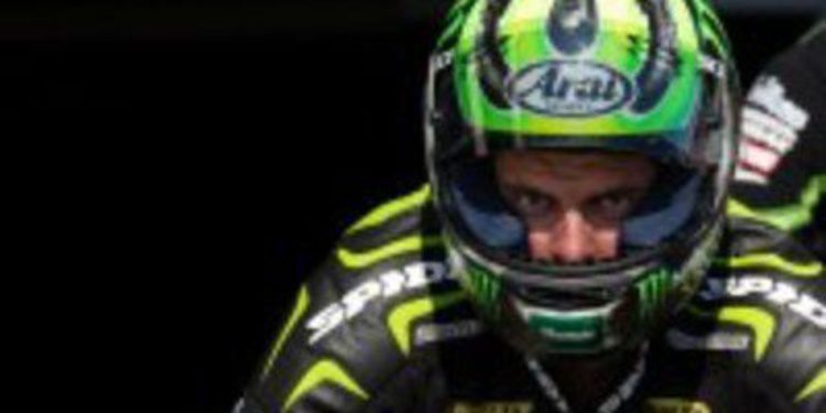 Cal Crutchlow domina el test post-GP de Brno