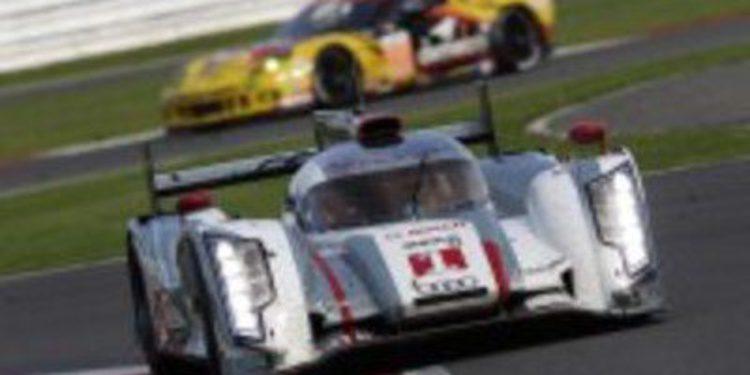 Audi gana las 6 horas de Silverstone y el Mundial de Resistencia