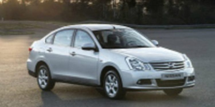 El Almera que Nissan solo venderá en Rusia