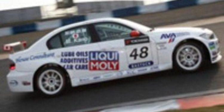Engstler tendrá un tercer coche en la ronda asiática