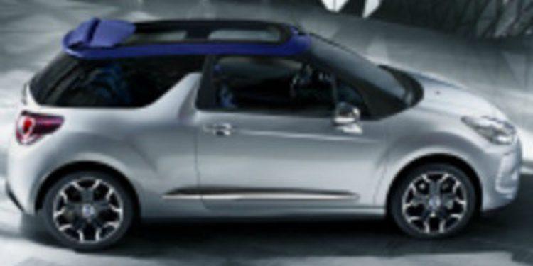 Citroen desvela al fin su DS3 cabrio
