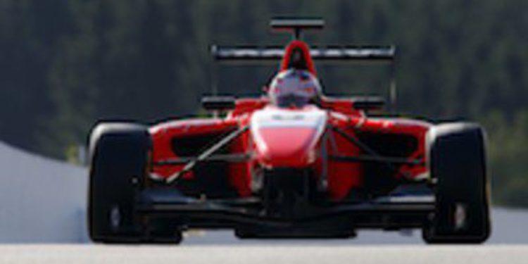 Matias Laine gana el sprint de Spa en GP3 y el campeonato se decidirá en Monza