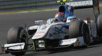 Josef Kral se estrena en GP2 ganando el sprint de Spa
