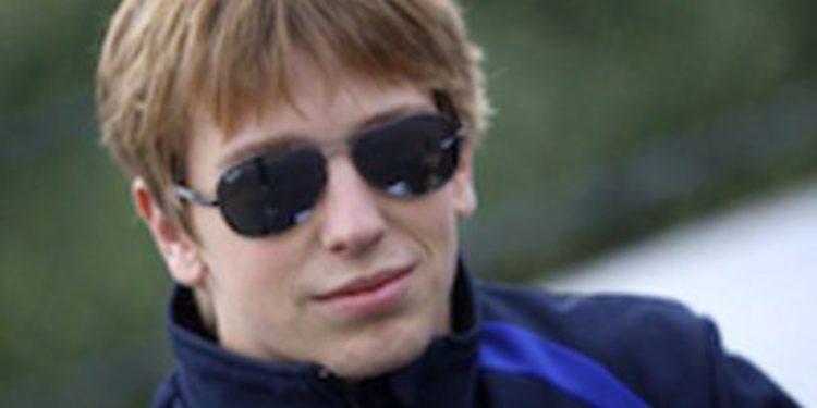 Johnny Cecotto Jr penalizado con 5 posiciones tras la segunda manga de Spa en GP2