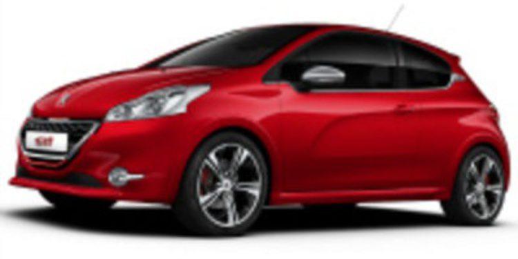 El Peugeot 208 GTI mira al futuro