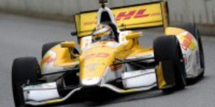 Ryan Hunter-Reay vence en Baltimore y pone la IndyCar al rojo vivo