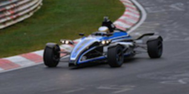 Un Fórmula Ford con motor EcoBoost 1.0 supera a grandes superdeportivos en Nordschleife