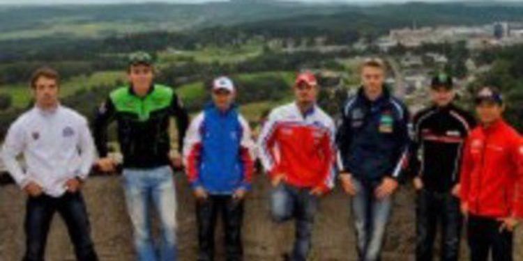 El Mundial de SuperBikes aterriza en Nürburgring