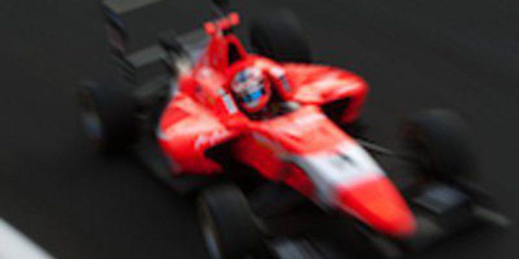 Mitch Evans comienza fuerte desde los libres de GP3 en Monza