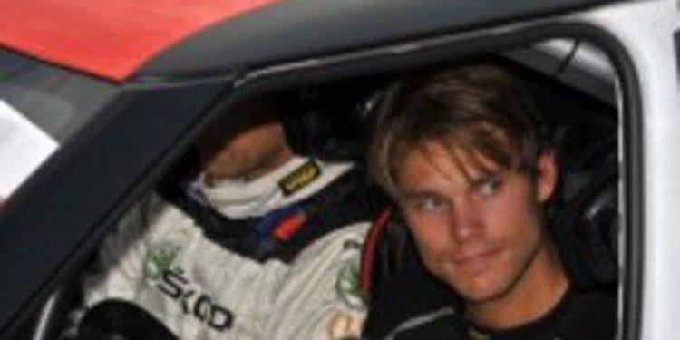Andreas Mikkelsen se ausenta de las dos próximas citas del IRC