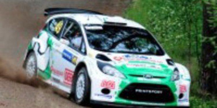 Esapekka Lappi quiere competir en el IRC 2013