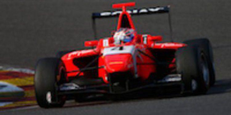 Mitch Evans se encamina hacia el título consiguiendo la pole de GP3 en Monza