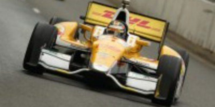Ryan Hunter-Reay muy cerca de mantenerse en Andretti Autosport