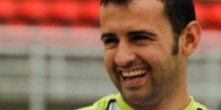 Héctor Barberá volverá a competir en Misano