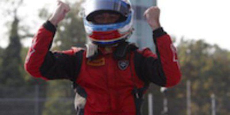 Luca Filippi regresa a la GP2 de la forma más triunfal posible