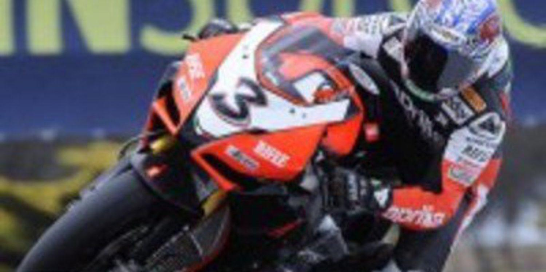 Max Biaggi consigue la SuperPole en Nürburgring