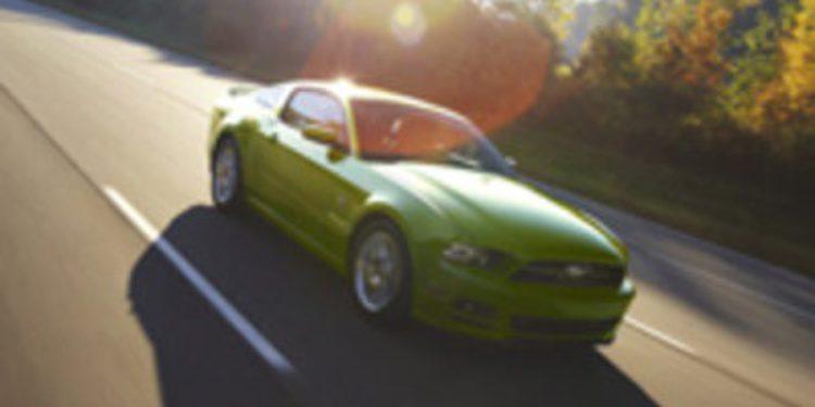 Ford traerá el Mustang a Europa