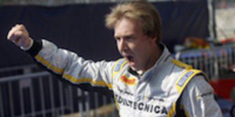 Davide Valsecchi gana en Monza y es más líder de GP2