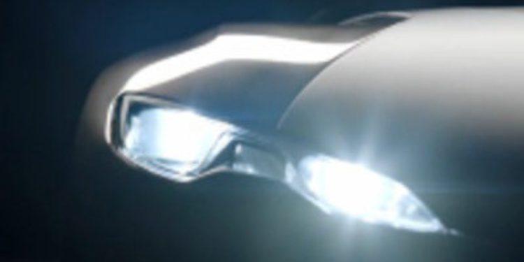 Un soberbio prototipo de Peugeot aguarda en París