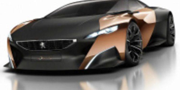 Peugeot desvela la información sobre el Onyx