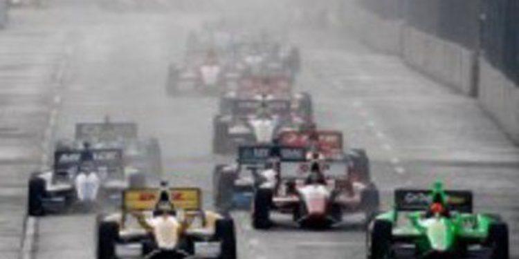 El campeonato de la Indycar se decidirá en Fontana