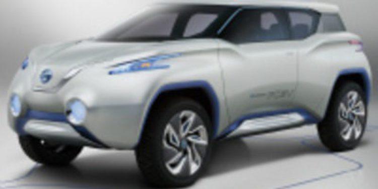 Nissan nos enseñará un nuevo prototipo en París