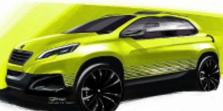 Llega el crossover más pequeño de Peugeot