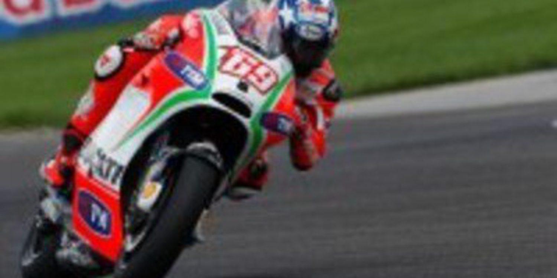 Nicky Hayden regresa para acompañar a Valentino Rossi en Misano