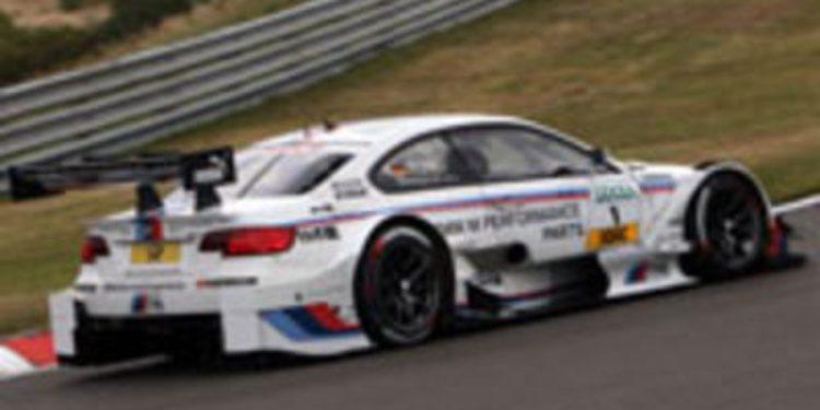 BMW evalúa tres nuevos pilotos para 2013