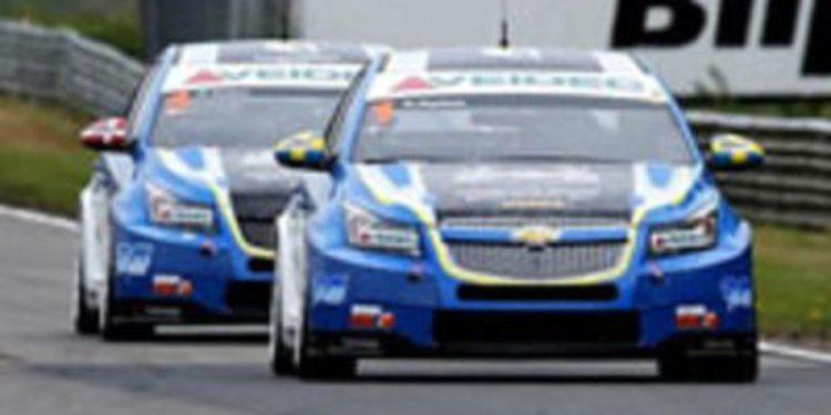 Chevrolet Motorsport Sweden planea participar en las carreras asiáticas