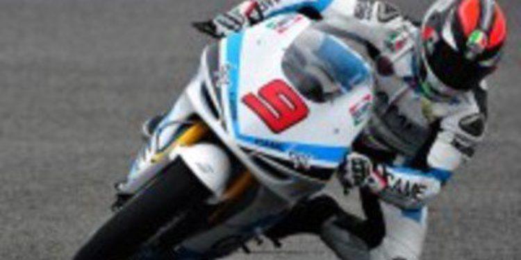 Unos FP1 descafeinados dejan a Danilo Petrucci lider en San Marino