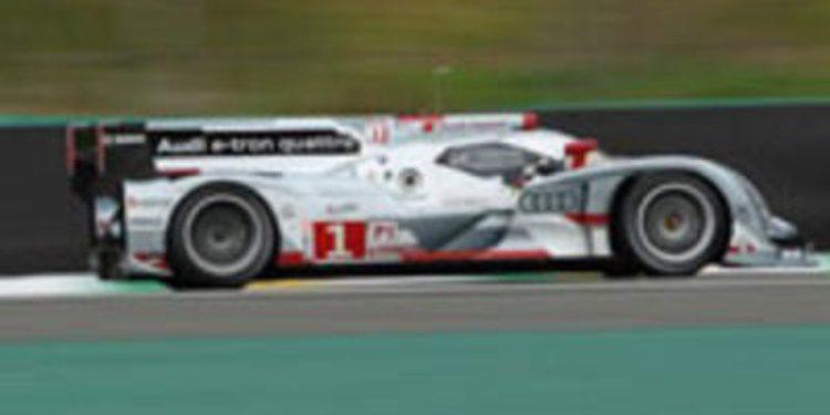 Toyota es el más rápido en los libres en Interlagos