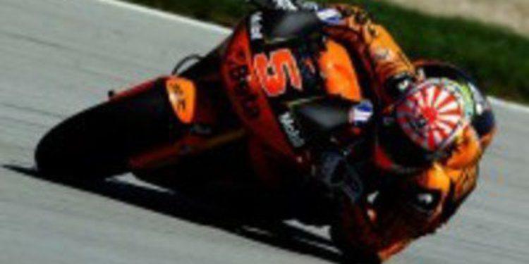 Johann Zarco marca la pauta en los FP1 de Moto2 en Misano