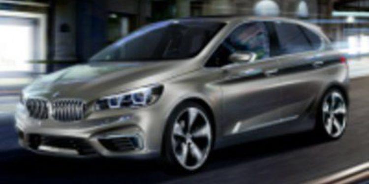 Un nuevo BMW se asoma como prototipo