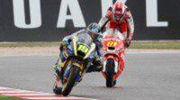 Xavier Simeon sube al primer puesto en los FP2 de Misano en Moto2