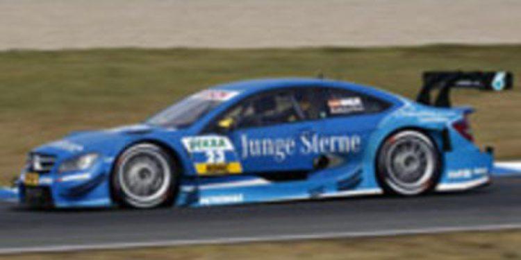 Dirk Werner es el más rápido en Oschersleben