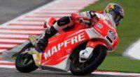 La lluvia no descansa en los FP3 de Moto3 dominandos por Jonas Folger