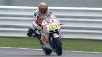 Álvaro Bautista domina los FP3 con pista semi seca en Misano