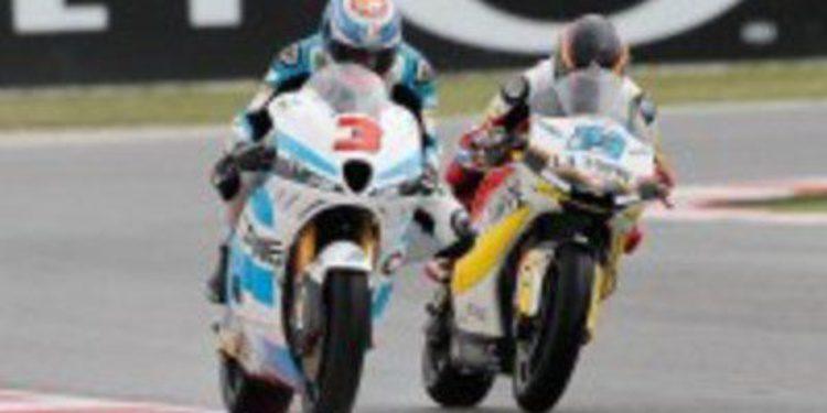 Simone Corsi lidera los últimos libres de Moto2 en Misano