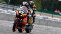 Marc Márquez suma en Misano su 7ª pole del año en Moto2