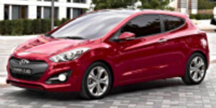 El i30 de Hyundai también se venderá en tres puertas