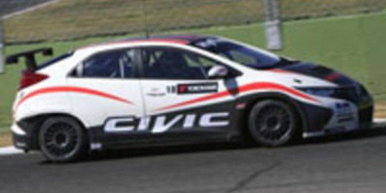 Honda hace 1.000 kilómetros de tests en Portugal