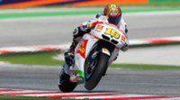 Álvaro Bautista alcanza en Italia su primer podio en MotoGP