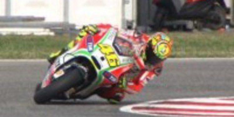 Ducati suma un nuevo día de test post-GP en Misano